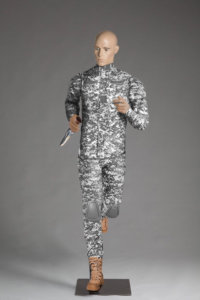 """Male Mannequin """"Military-4"""""""