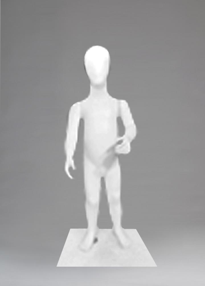 """Children's mannequin of the series """"Children - Aliens"""" VF-1,5"""