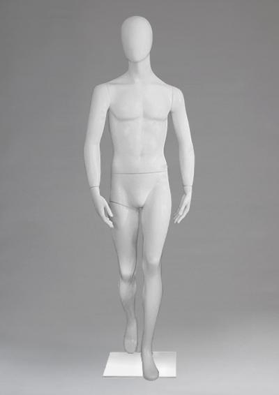 Men's mannequins of the Alien World Cup-18