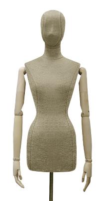 Female fabric torso of Nostalgia 05