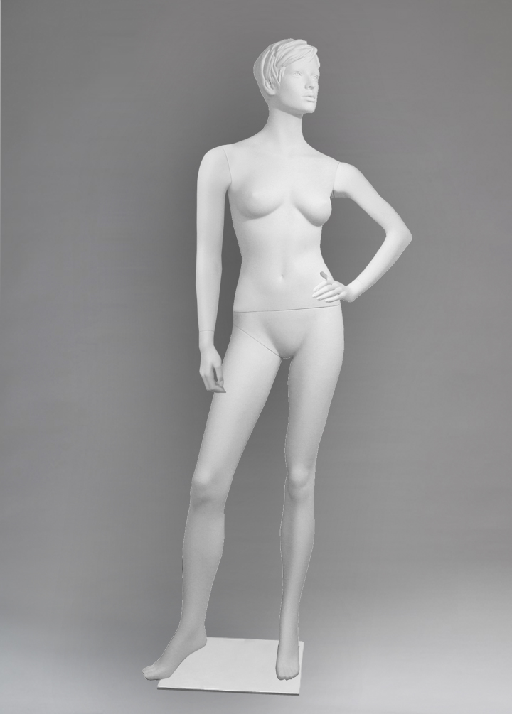 Female mannequin of the Arina series 03