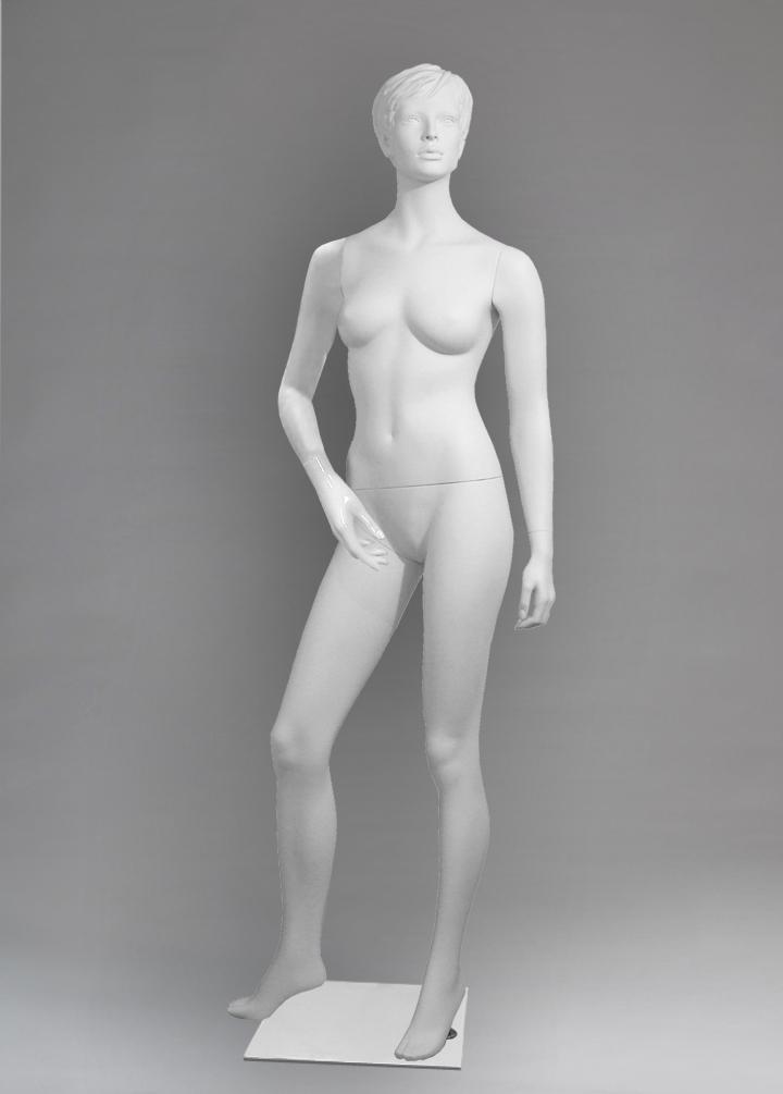 Female mannequin of the Arina series 06