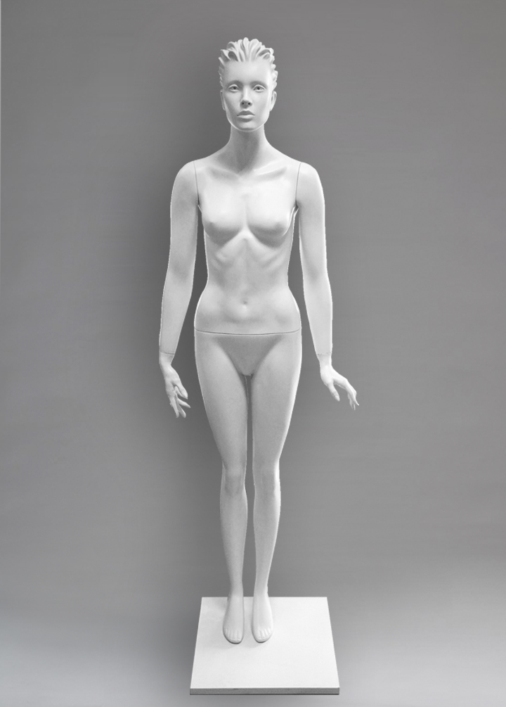 Female mannequin of the Galina series 01