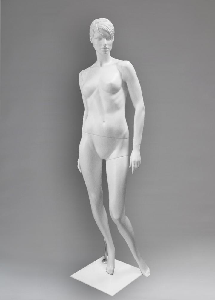 Female mannequin of the Lyudmila series