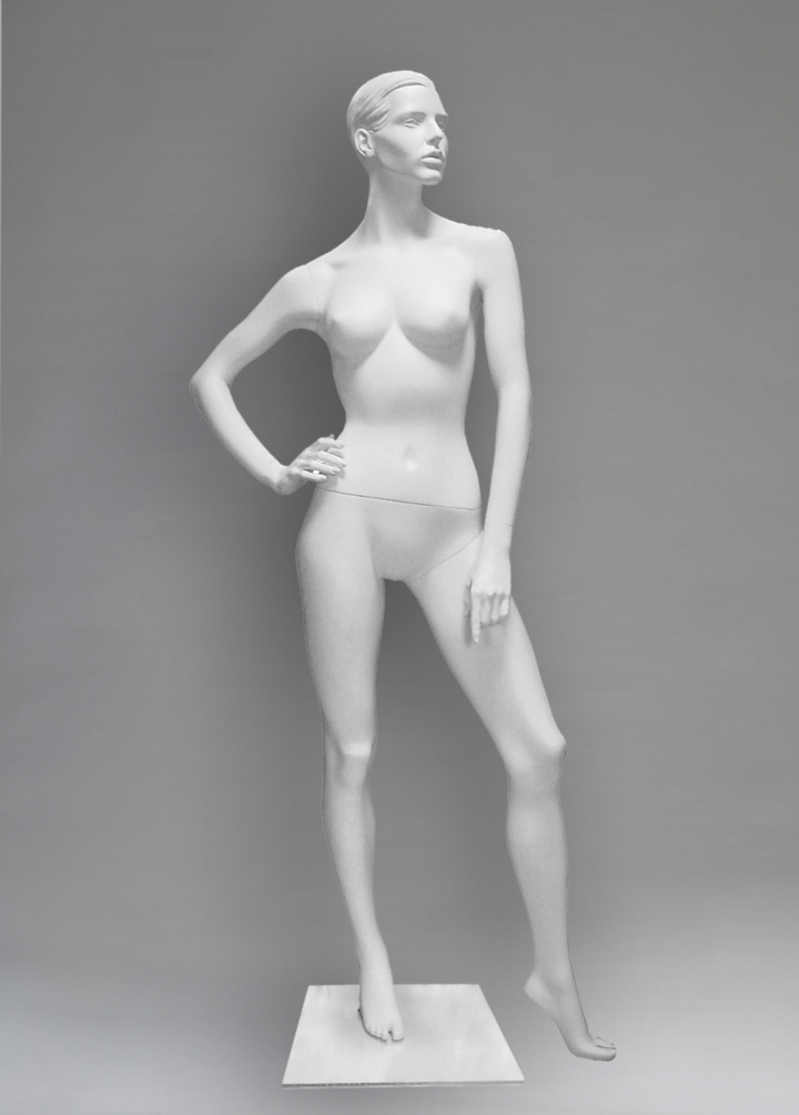 "Female mannequin ""Martha"" Series"
