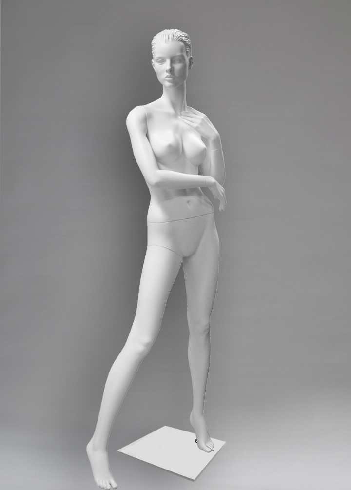 Female mannequin of the Seraphim series 01