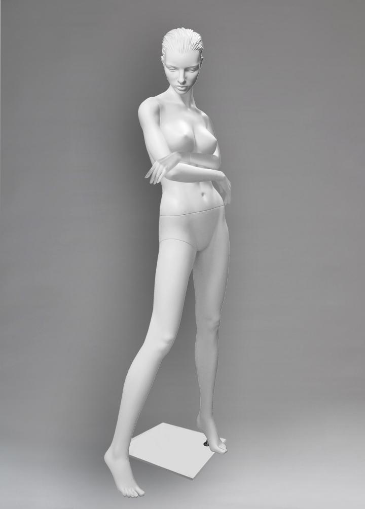 Female mannequin of the Seraphim series 03