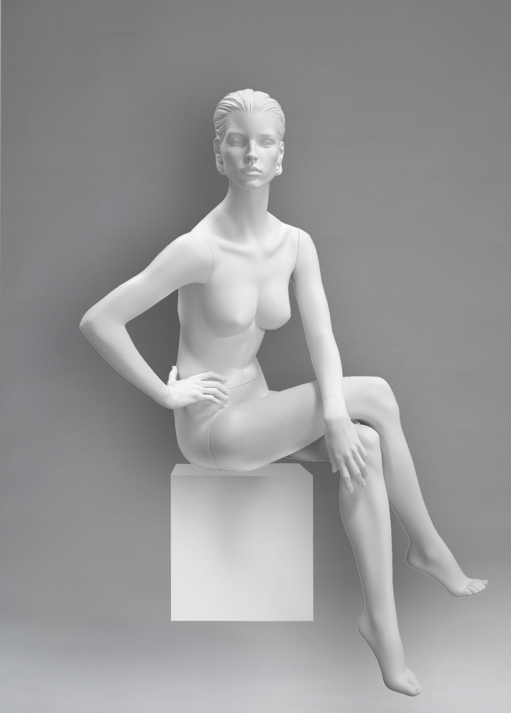 Female mannequin of the Yaroslav series 01