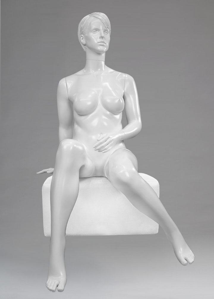 Large-04 female mannequin