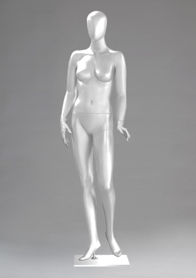 Female mannequins of the Alien series 01
