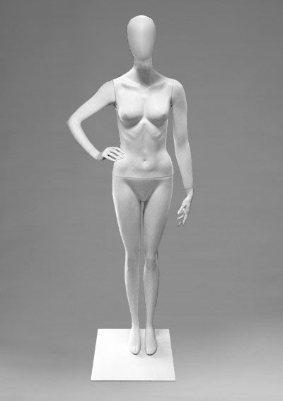 Female mannequins of the Alien series 24