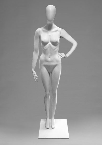 Female mannequins of the Alien series 26