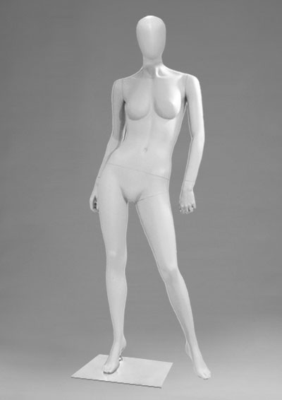 Female mannequins of the Alien series 28