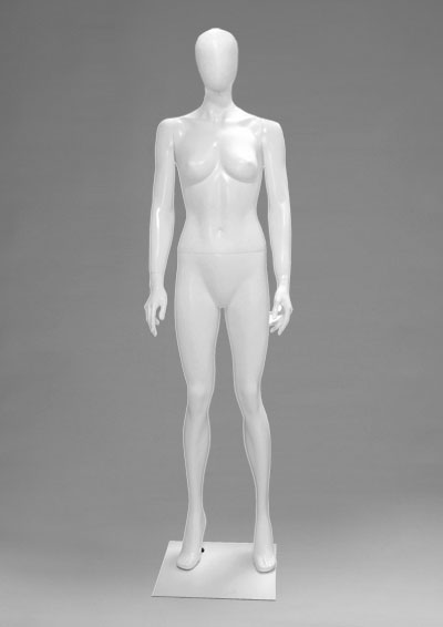Female mannequins of the Alien series 31