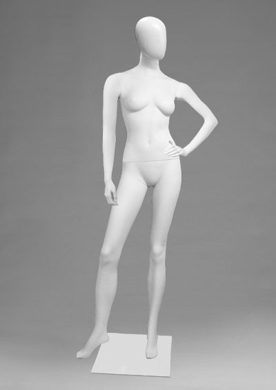 Female mannequins of the Alien series 40