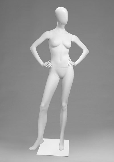 Female mannequins of the Alien series 41