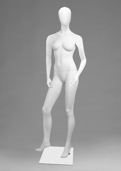 Female mannequins of the Alien series 42
