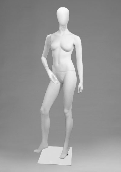 Female mannequins of the Alien series 43