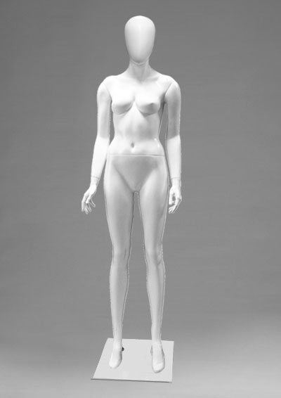 Female mannequins of the Alien series 45