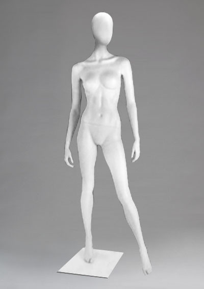 Female mannequins of the Alien series 49
