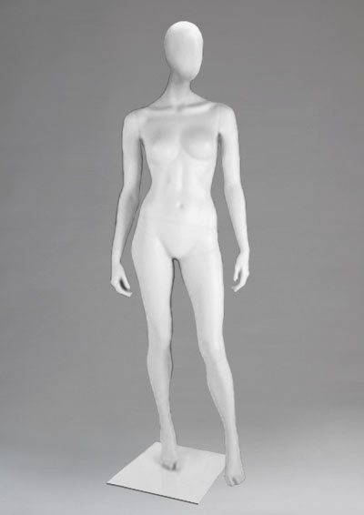 Female mannequins of the Alien series 50