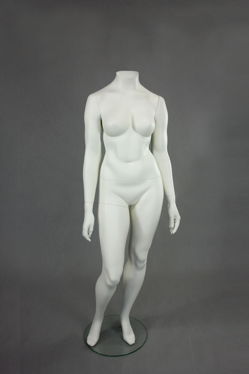 "Female Mannequin of the Series ""Large-03"" KBG-03"