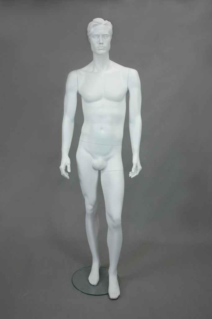 Male mannequin of the Karen series
