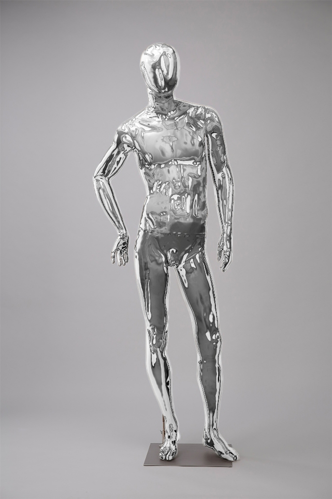 Mannequins Shiny Chrome 4 Series