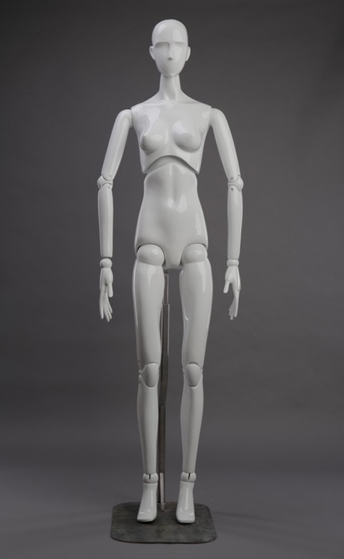 Female mannequin of the Evolution series