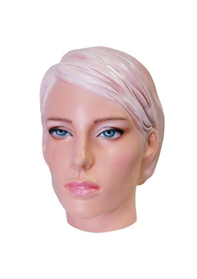 Head of a female mannequin Daria