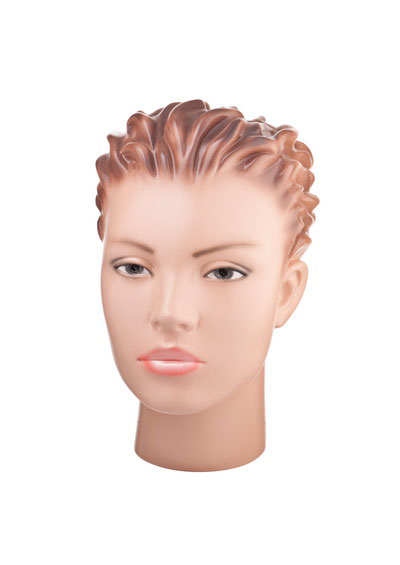 Head of a female mannequin Galina