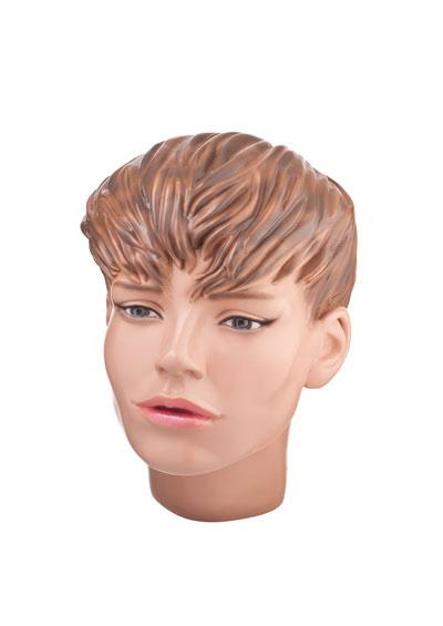Rufin's female mannequin head