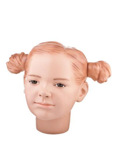Head of a baby mannequin Helen