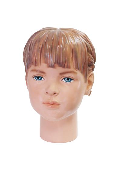 Head of a baby mannequin Svetlanka