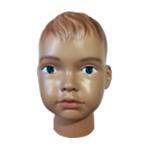 Head of a baby mannequin Venya