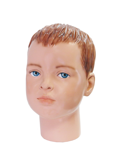 Head of a baby mannequin Vladik