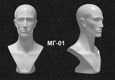 Head man's MG-01