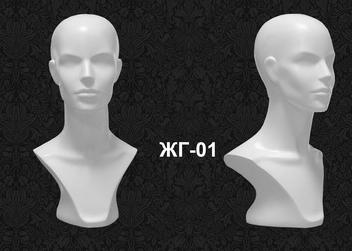Female head G-01