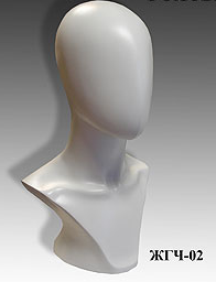 Bust female ZhGCh - 02