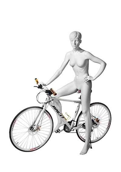 """Female mannequin of the series """"Master of Sports"""" MSZH - 05"""