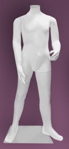 Children's mannequin of the Inspiration VK-8 series (standing)