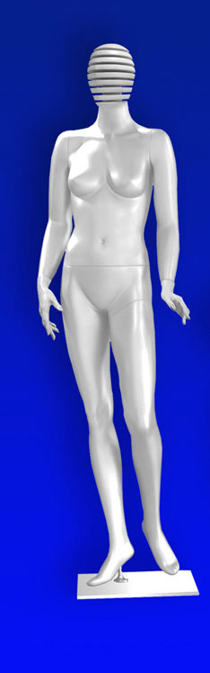 Female mannequin of the Eta series -01