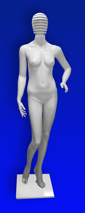 Female mannequin of the Eta series -10