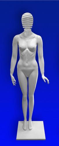 Female mannequin of the Eta series -11