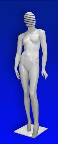 Female mannequin of the Eta series -12