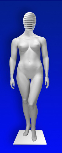 Female mannequin of the Eta series -14
