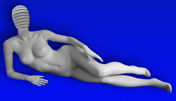 Female mannequin of the Eta series -19