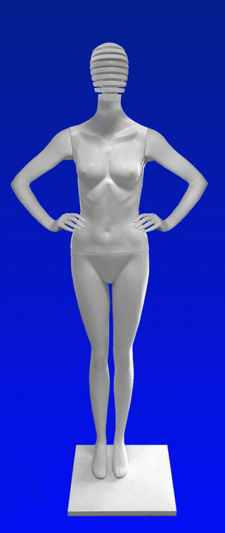 Female mannequin of the Eta series -20