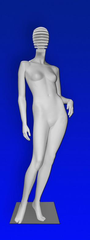 Female mannequin of the Eta series -22
