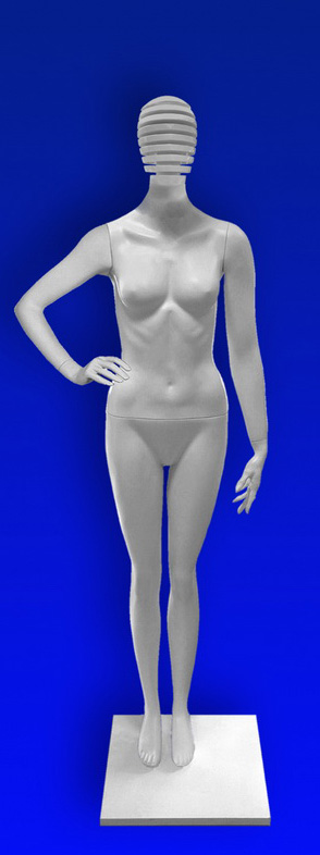 Female mannequin of the Eta series -23